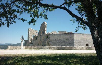 Lacoste-Château-Marquis-Sade