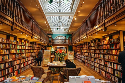 Londres_Daunt_Books