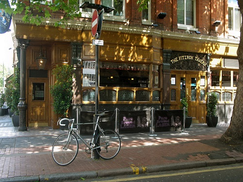 Londres_Fitzroy_Tavern
