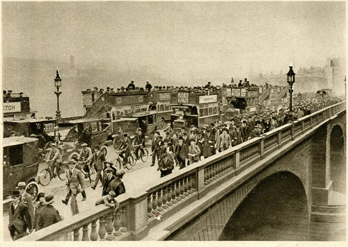 London_Bridge_foule