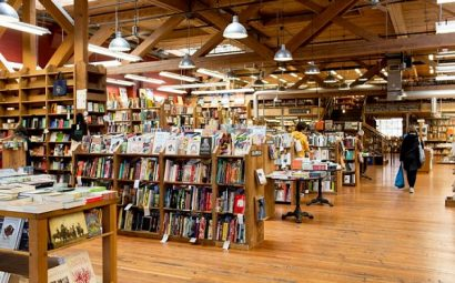 Elliott Bay Books company 2
