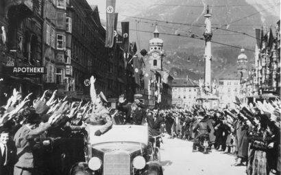 Anschluss, Autriche, Eric Vuillard, L'Ordre du jour