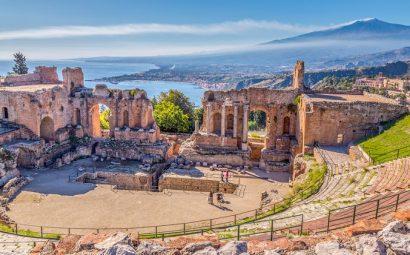 Taormine-Sicile