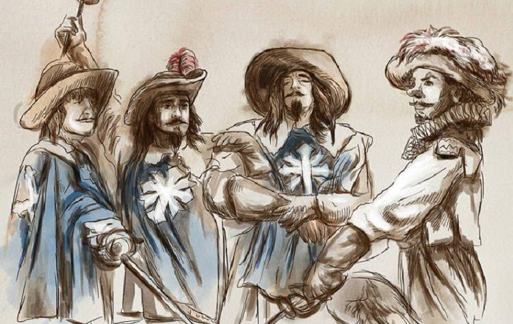 Trois Mousquetaires
